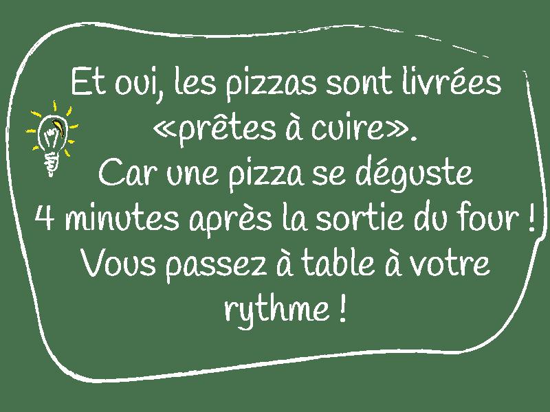 """Chiche ? , oui Chiche ! Valérie et Tof donnent naissance à """"La Pizza du Dimanche Soir"""" et au drôle de concept à Villennes !"""
