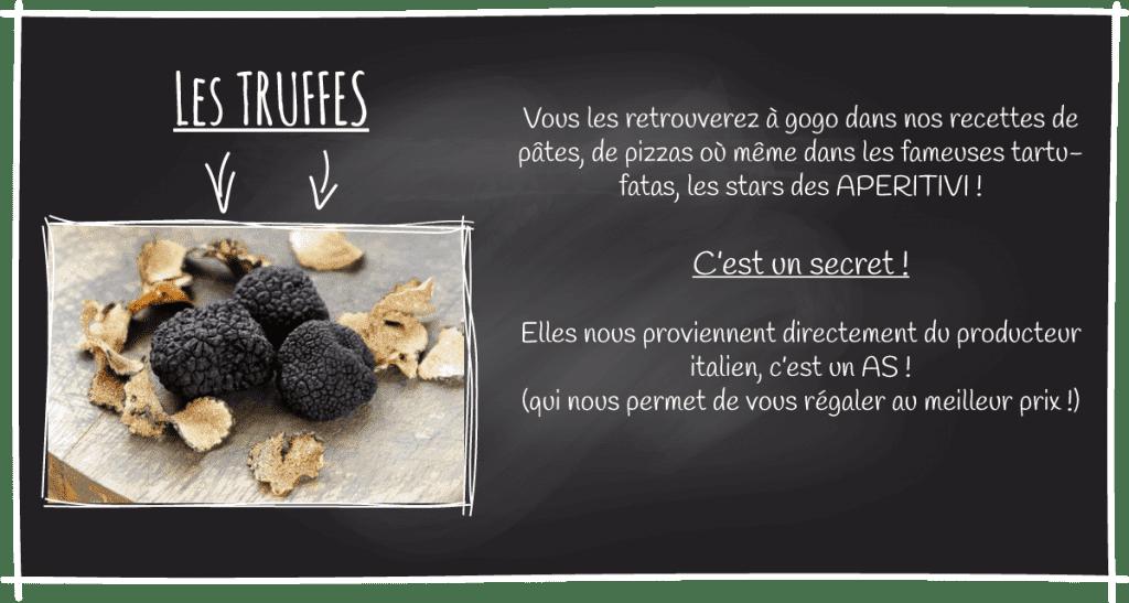 slide truffe