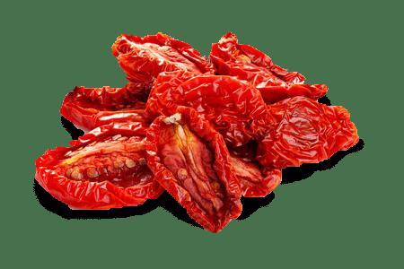 tomates confites détourées